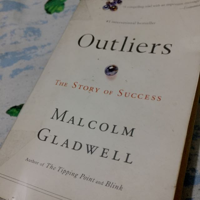 Outliers Book