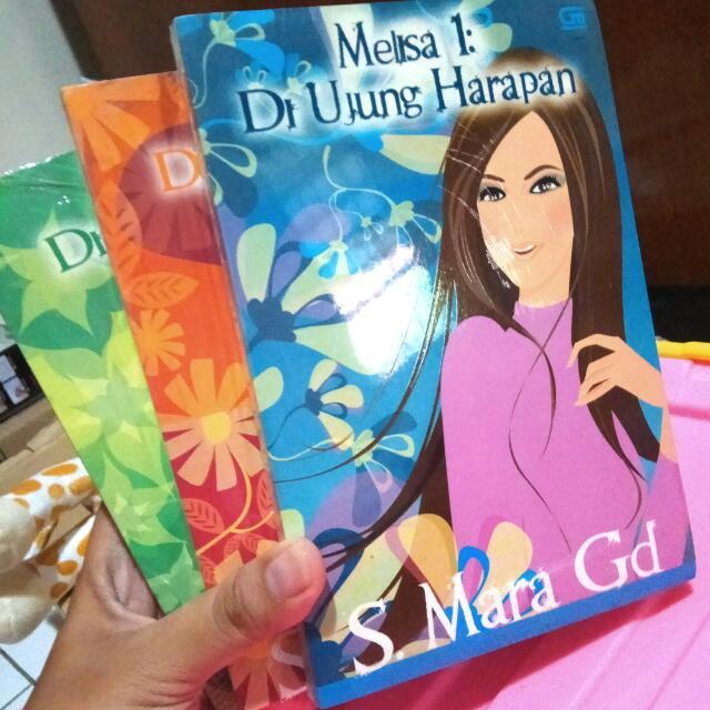 Paket Buku Melisa