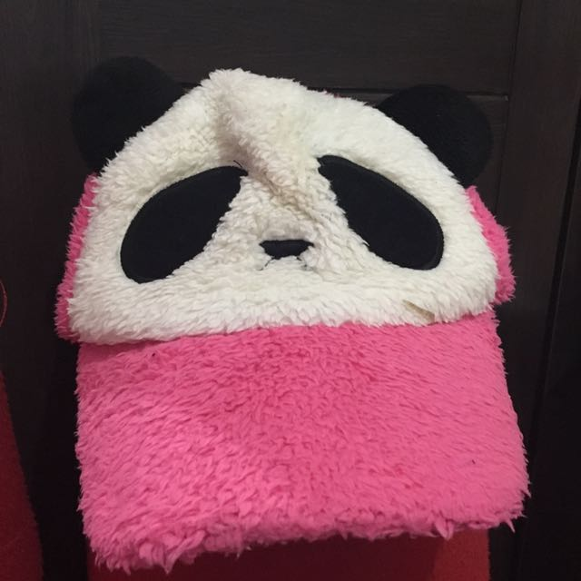 Panda cap