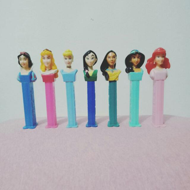 PEZ Disney Princess