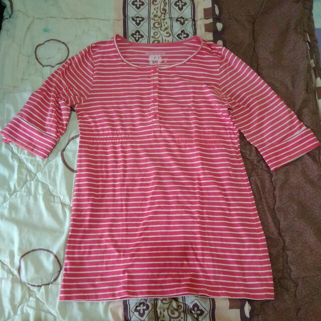 Phenomenal Pink Overall Shirt