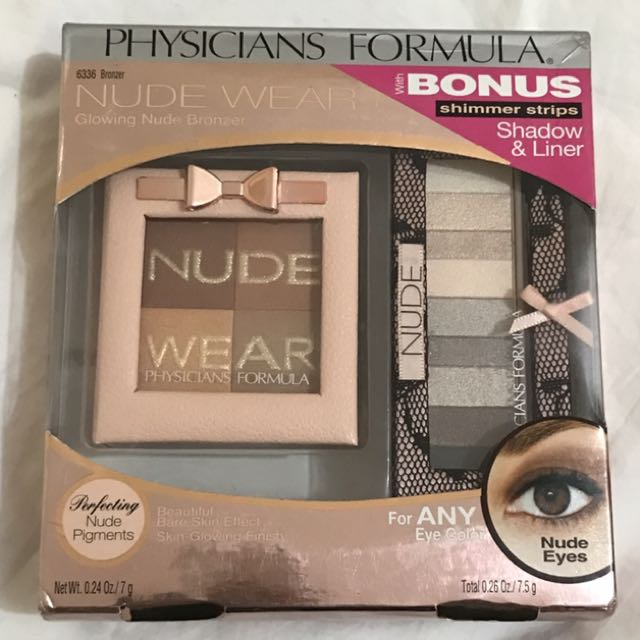 Physicians formula nude Wear Set