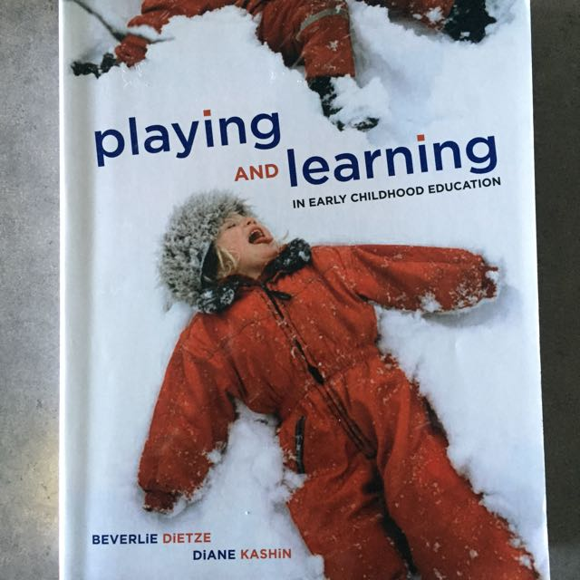 Play And Learning Textbook