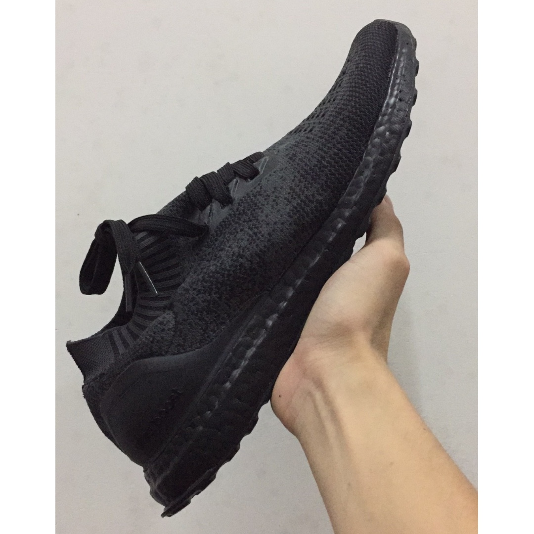 cheap for discount a7545 34407 ... get po adidas ultra boost uncaged triple black bulletin board preorders  on carousell 710a4 127a6