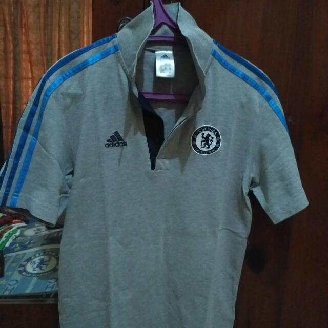 Polo Shirt Chelsea Adidas Ori