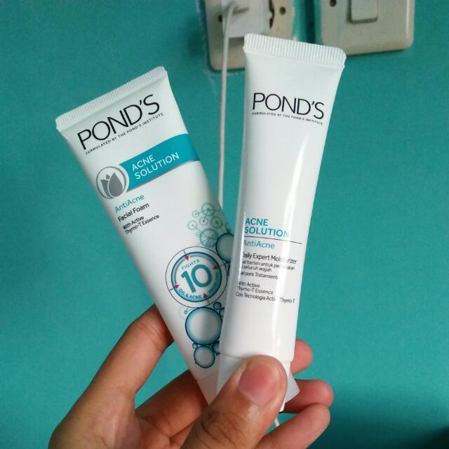 Ponds Acne Solution