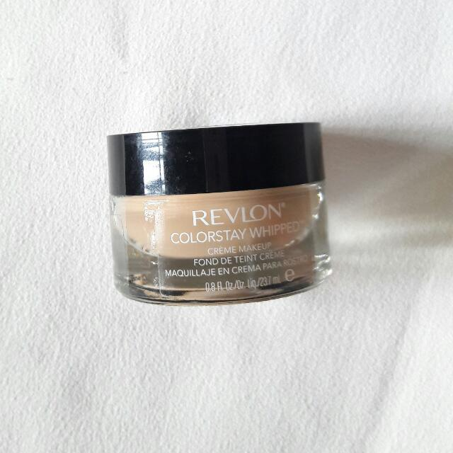 Revlon Colorstay Whipped Creme Makeup (370 NATURAL TAN)