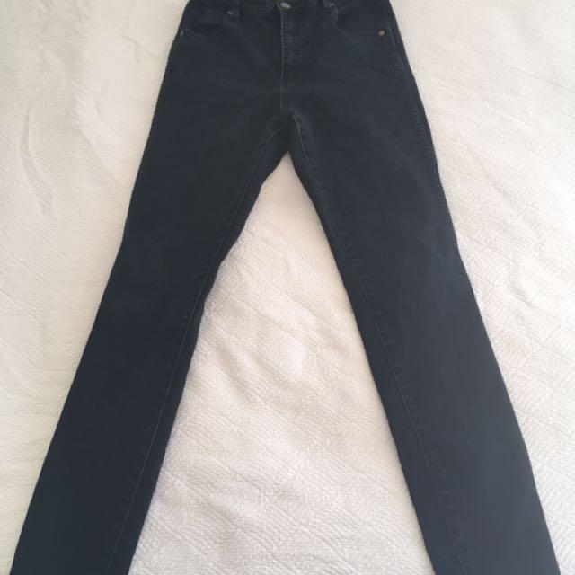 Rolla's High Rise Super Skinny Jeans