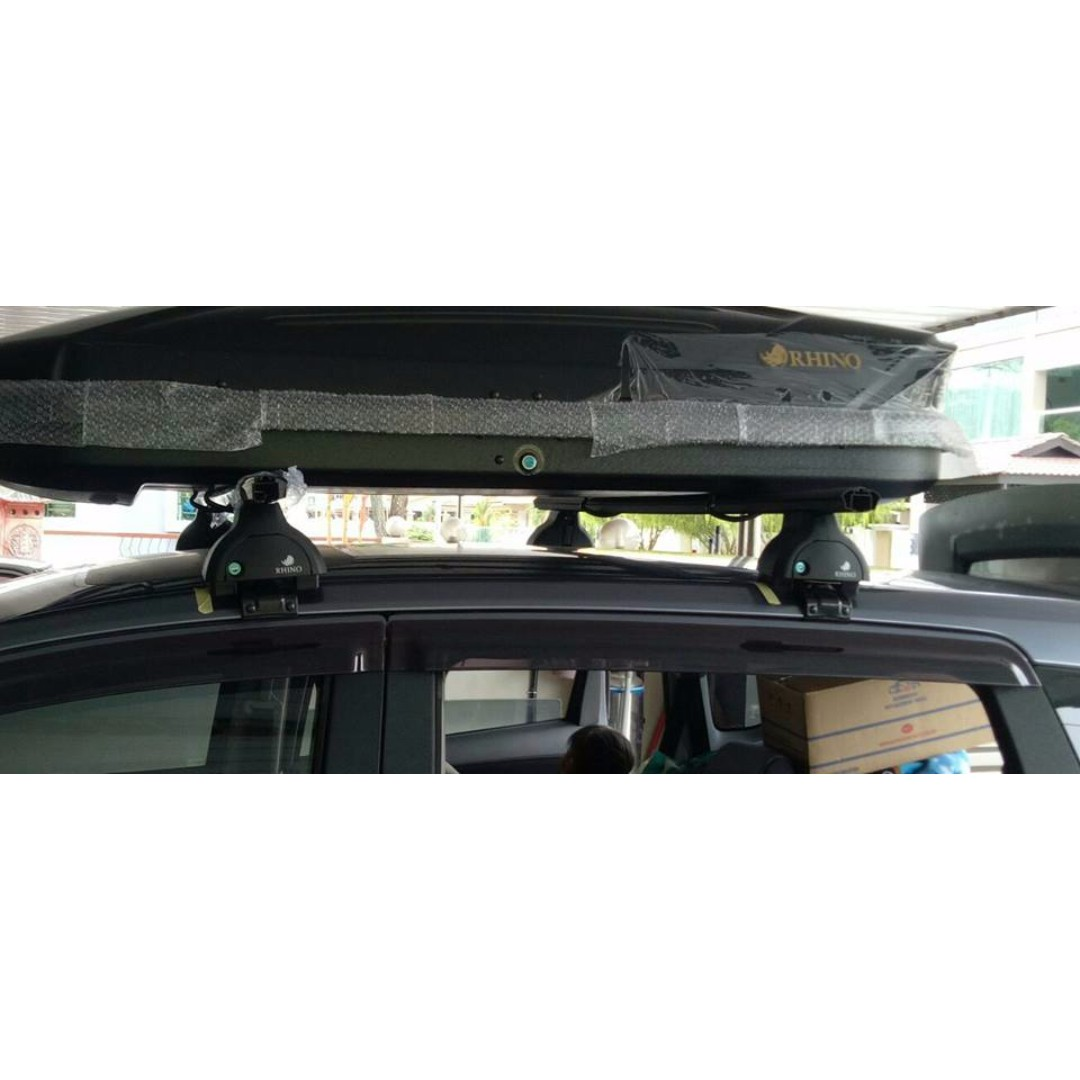 Roof Rack Carrier Bar Brand Rhino Auto Accessories On
