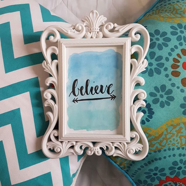 ⚜️Room decor frame