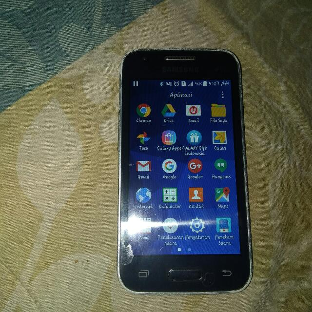 samsung galaxy v plus batangan