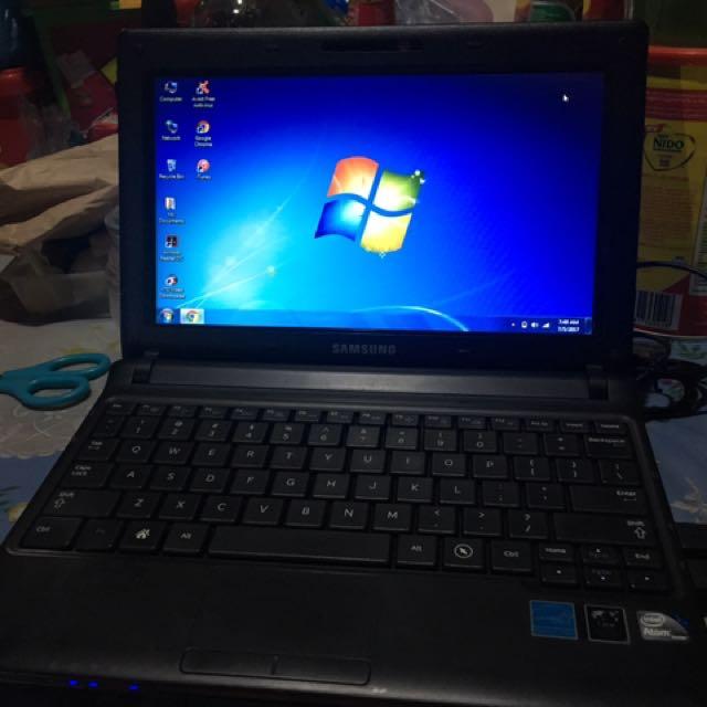 Samsung N100 Netbook
