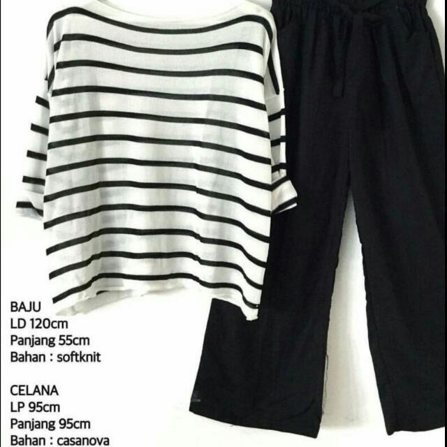 Set Baju Wanita