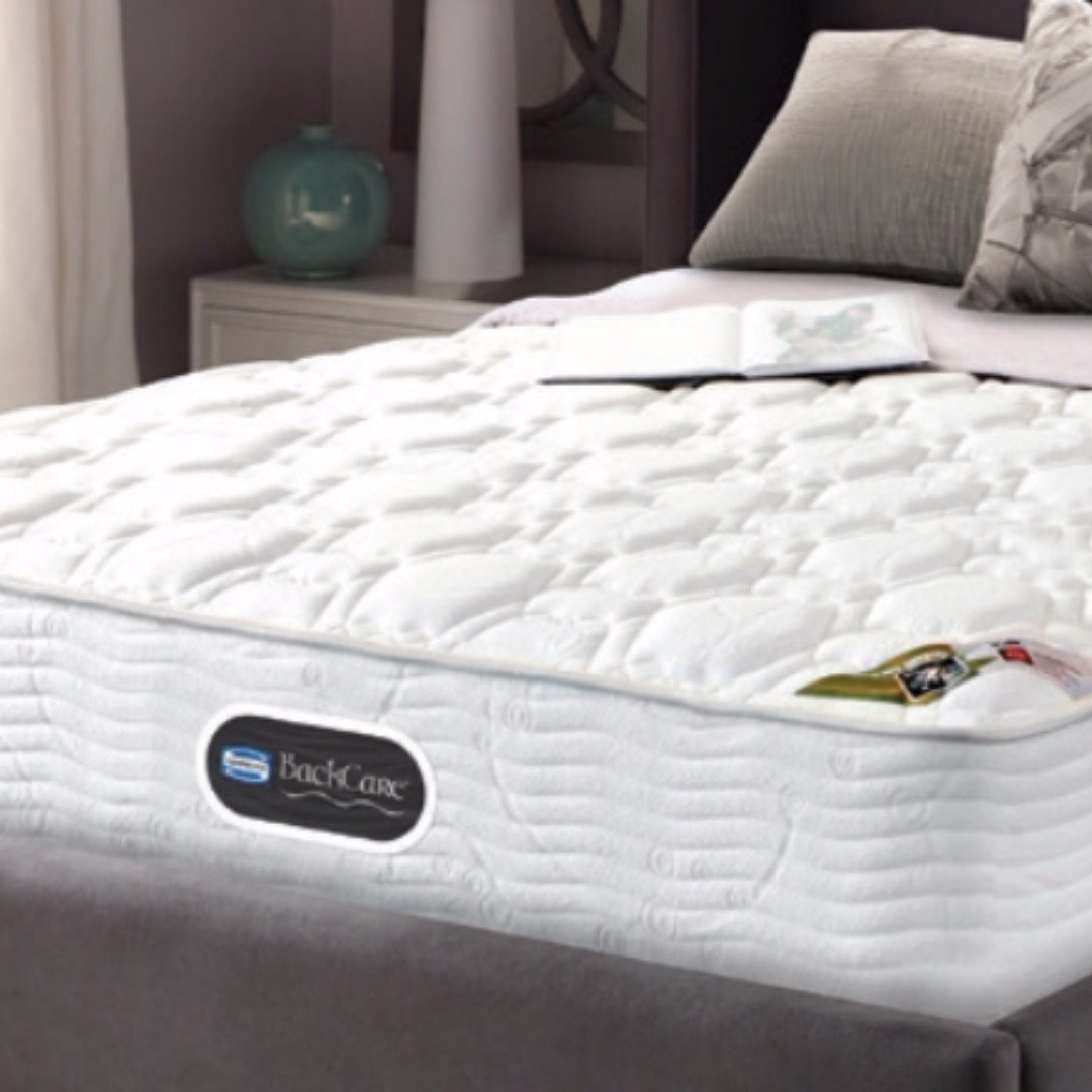 simmons backcare 4 mattress queen made in japan furniture beds