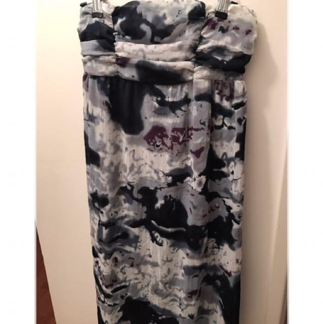 Size 8 Glassons Maxi Dress
