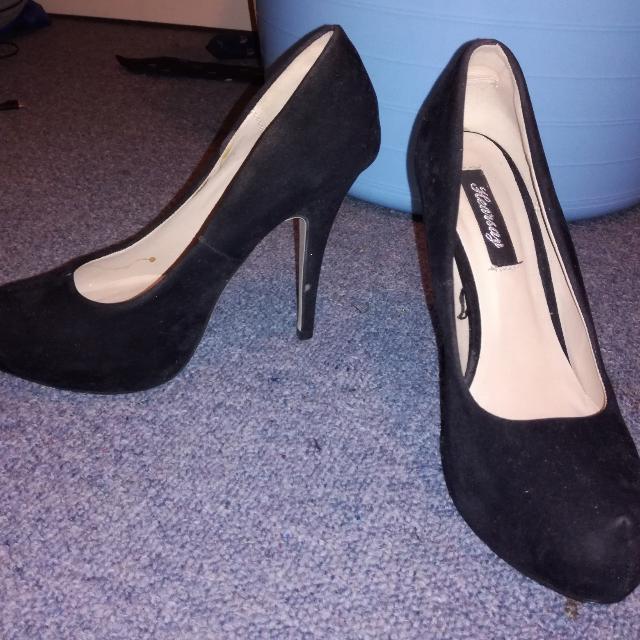 Size 8 heels