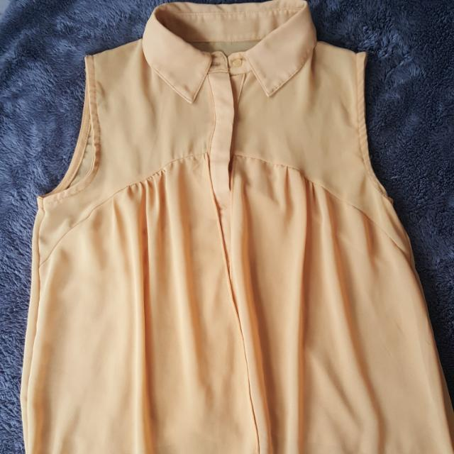 (Repriced) Sleeveless Top