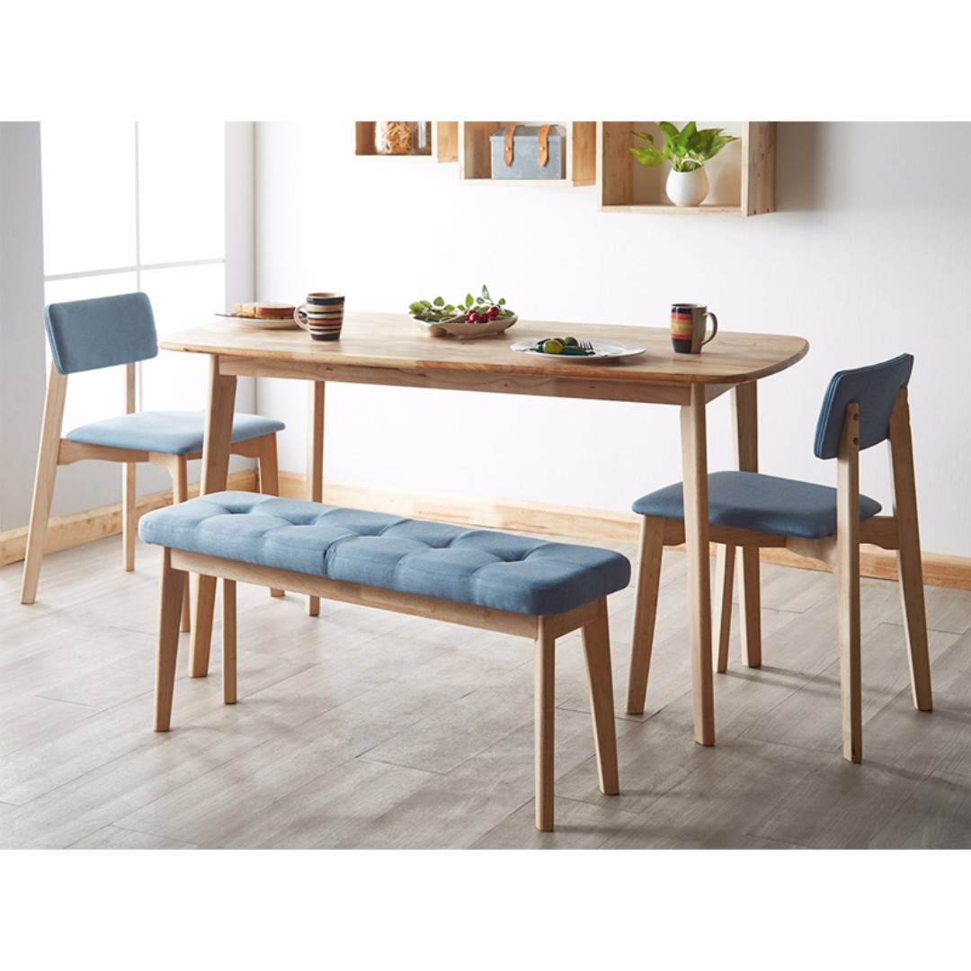 Solid Wood Dining Table Dining Chair Furniture Tables Chairs - Wodden dining table