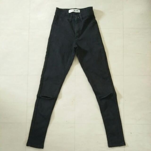 Super Denim Highwaist Jeans