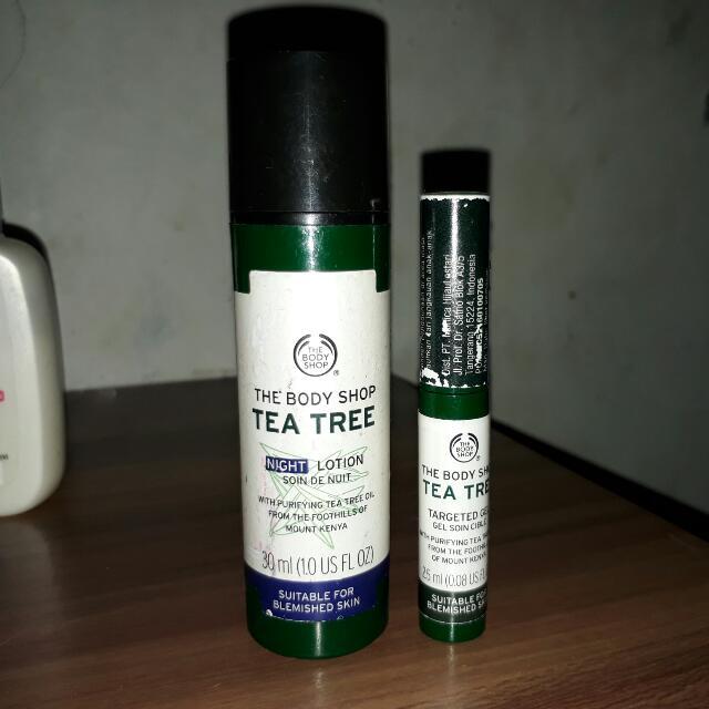 The Body Shop Tea Tree