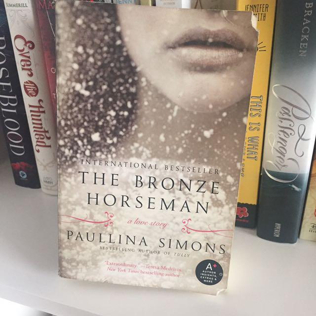 The Bronze Horseman By Paulina Simons