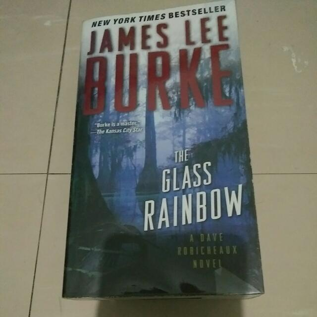 The Glass Rainbow By James Lee