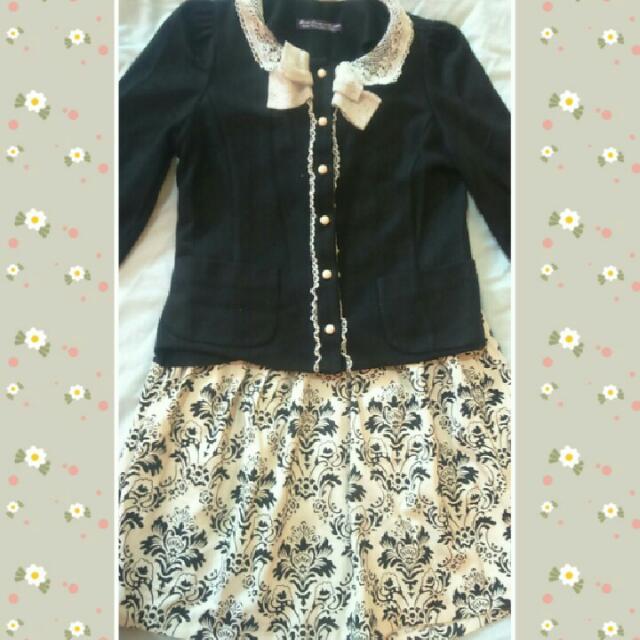 Top And Skirt Bundle