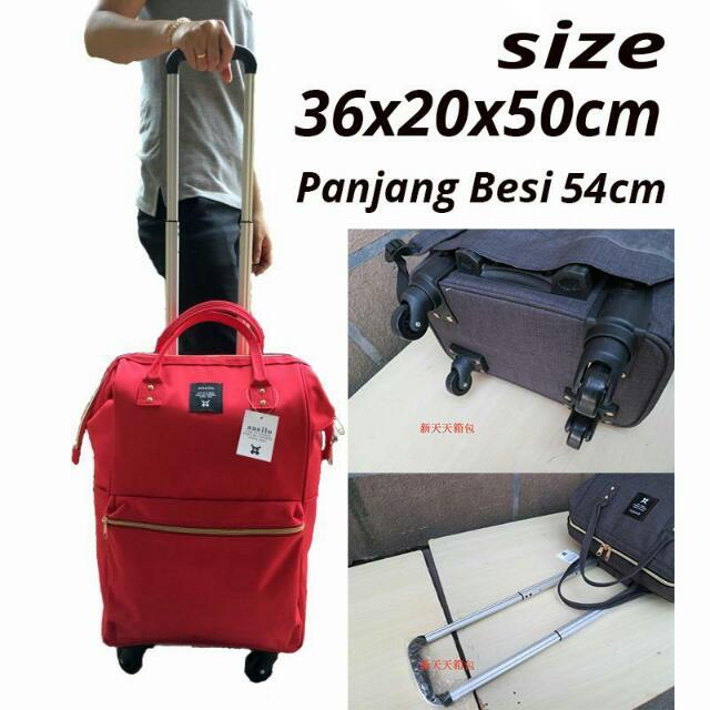 Traveling bag   Cabin bag   Luggage Anello 8b63c983169c7