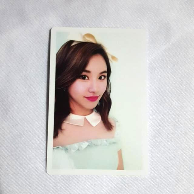 Twice Chaeyeon Photocard