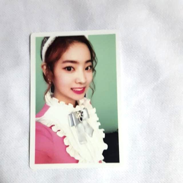 Twice Dahyun Official Photocard