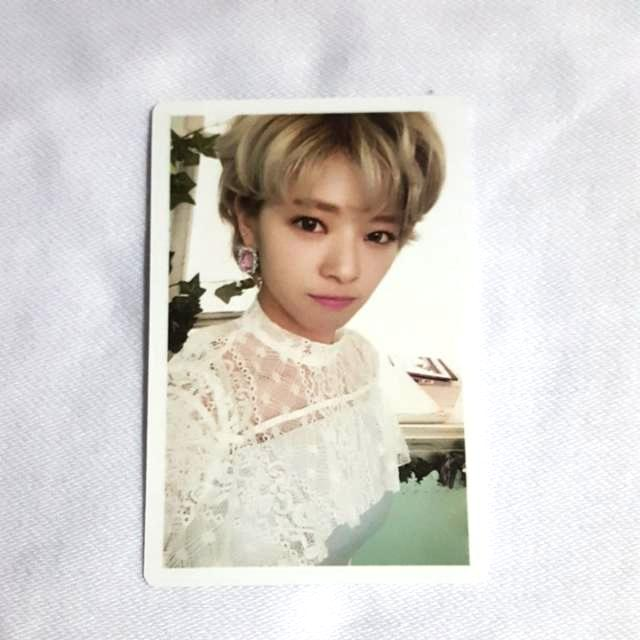 Twice Jungyeon Photocard