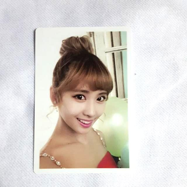 Twice Momo Photocard