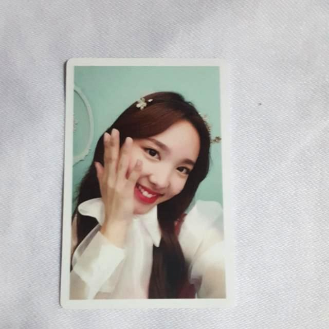 TWICE Nayeon Photocard