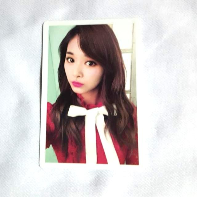 Twice Tzuyu Photocard