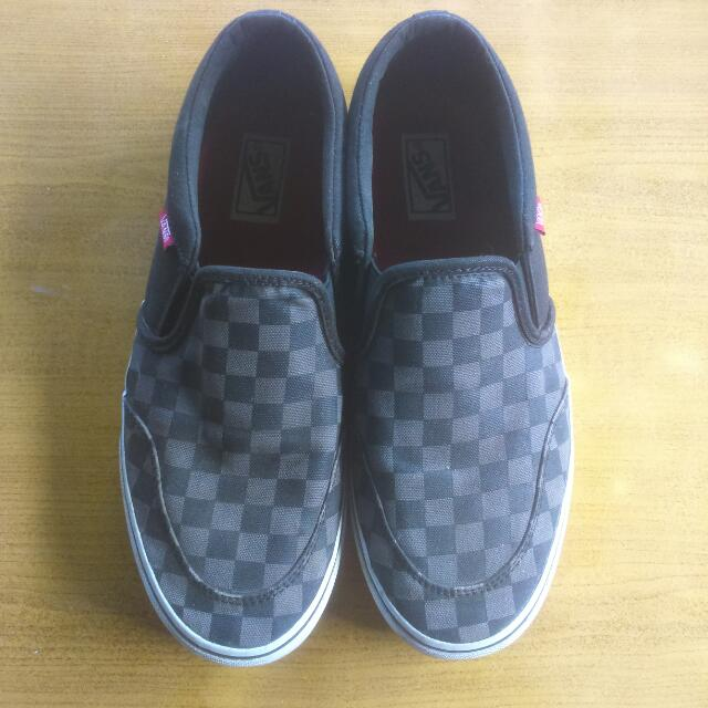 Vans Asher Checkers Reprice