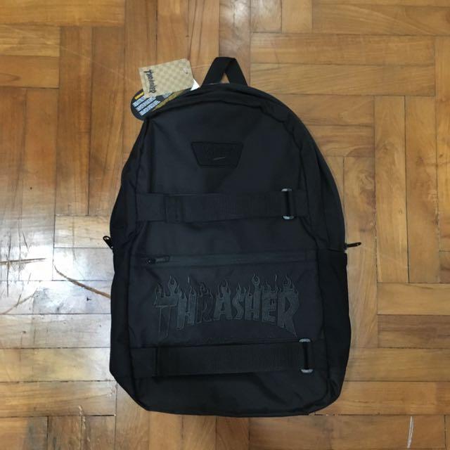 Vans x Thrasher Skatepack Backpack