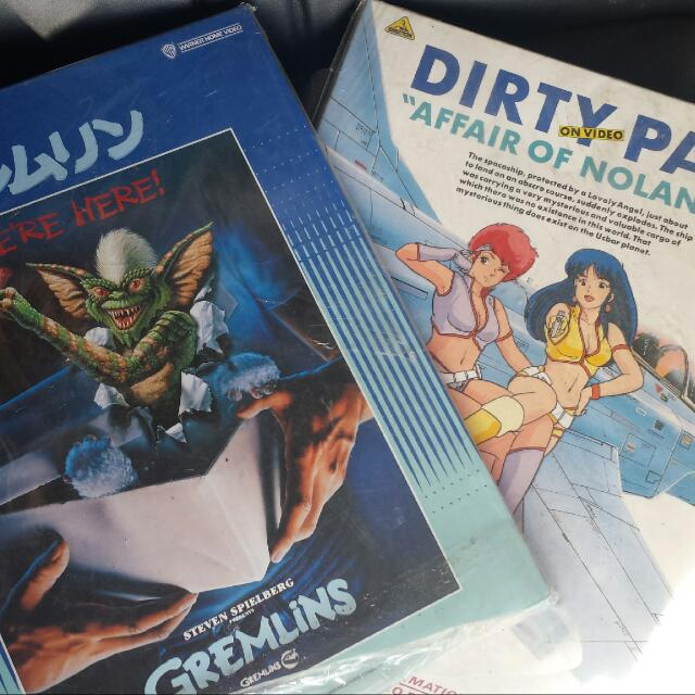 Vcd From Japan