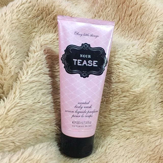 REPRICED!!!! Victoria's Secret Noir Tease Scented Body Wash