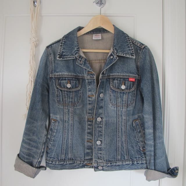 Vintage Fiorucci Denim Jacket