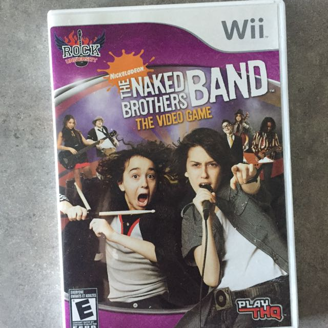 Wii Game Disk