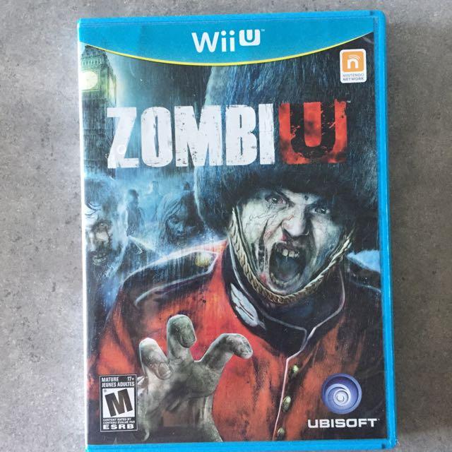 Wii U Disks