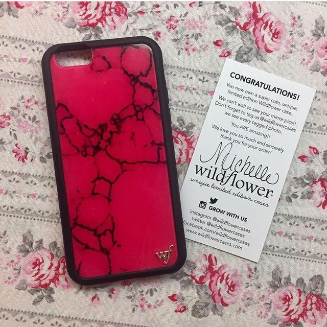 Wildflower iPhone6/6s 手機殼