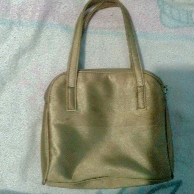 Yellowgold small bag us
