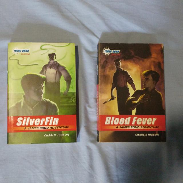 Young Bond Series Book 1&2