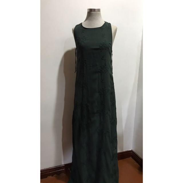 Zara Long Formal Dress
