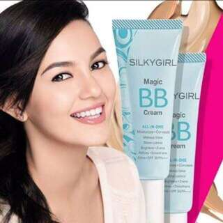 Free Ongkor Silky Girl Bb Cream