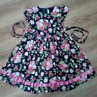 Original Flower Kid Gown