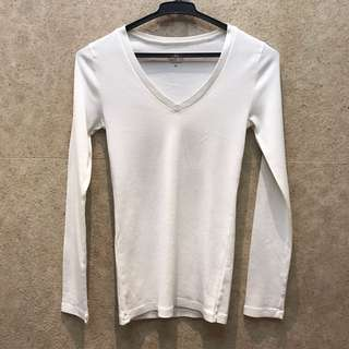 J.Crew Perfect Fit V Neck Tee