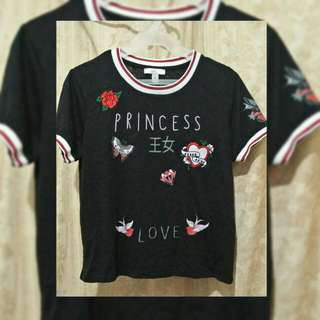 Princess Top Shirt
