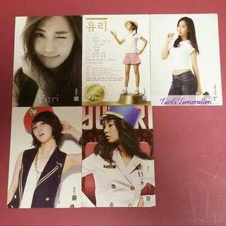 Yuri Star Card